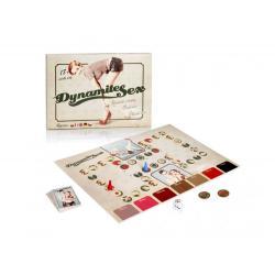 Gra erotyczna Dynamite SEX