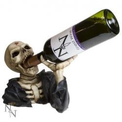 Śmiertelnie pijany stojak na wino