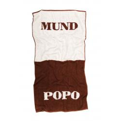 """Badetücher """"Mund und Popo"""""""