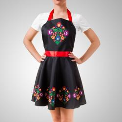 Fartuszek-sukienka