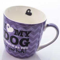 Hurtowa oferta Kubek - I love my dog - Kubki