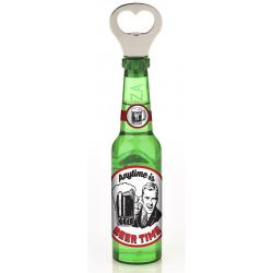 Beer Bottle Openers - Anytime Beer Time