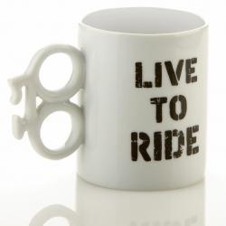 Kubek rowerzysty idealne na prezent Dla niego