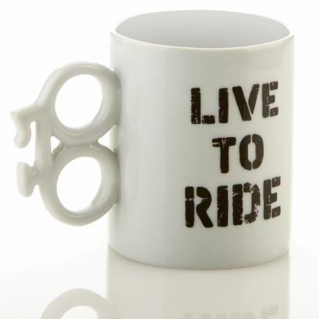 Kubek rowerzysty idealne na prezent Dla niego Kubki