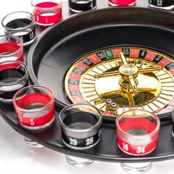 Shot Glass Roulette - Drinking Game