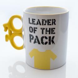 Bike Mug - Leader Of The Pack