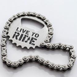 Otwieracz rowerzysty - łańcuch rowerowy