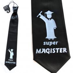Krawat magistra idealne na prezent Dla studenta