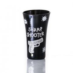 """Kieliszek """"sharp shooter"""" do wódki"""