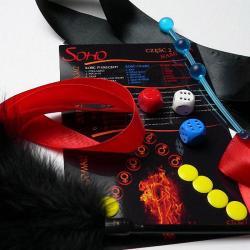Hurtowa oferta Erotyczna gra dla par Soho - Gry dla par
