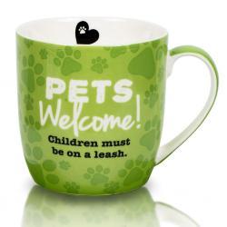 Kubek - Pets Welcome
