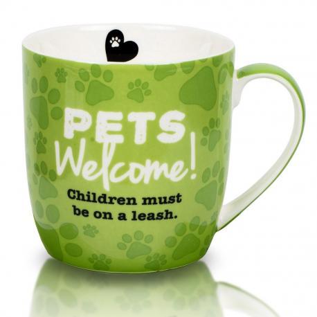 Hurtowa oferta Kubek - Pets Welcome - Kubki Kubki