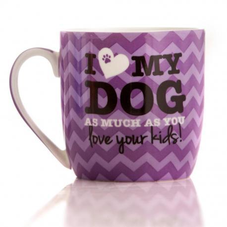 Hurtowa oferta Kubek - I love my dog - Kubki Kubki