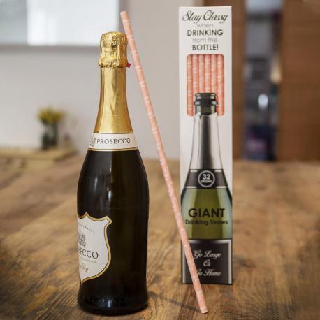 GIGANTYCZNA słomka do szampana Na wieczór panieński Słomki