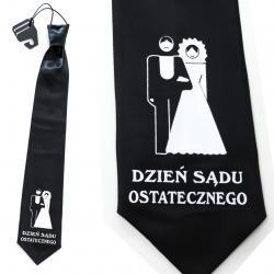 Wedding Tie - Judgment day