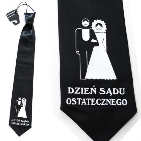 Hurtowa oferta Krawat na wieczór kawalerski Sąd ostateczny - Przebrania i stylizacje