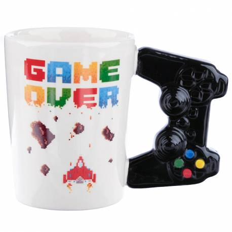 Hurtowa oferta Kubek Game over z padem - Kubki Kubki