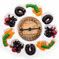 Ohydna ruletka z jadalnymi robalami idealne na prezent Dla dzieci