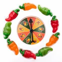 Pikantna ruletka z papryczkami idealne na prezent Dla dzieci
