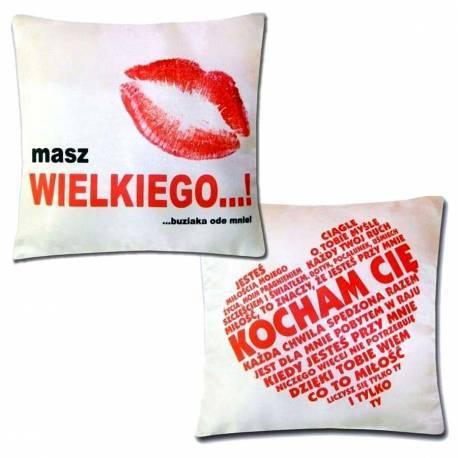 Poduszeczka - masz WIELKIEGO Home accessories