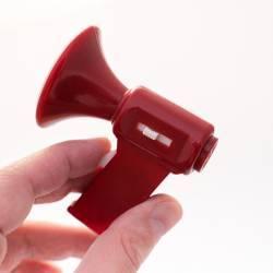 Mini megafon zmieniający glos