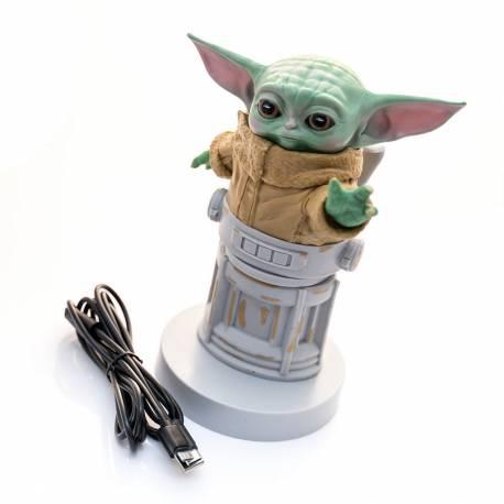 Stojak-organizer Baby Yoda z Gwiezdnych Wojen idealne na prezent Dla niego Gadżety