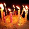 For birthday